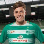 New Werder Bremen Jersey 2016-2017 | SV Werder Nike Home Kit 16-17