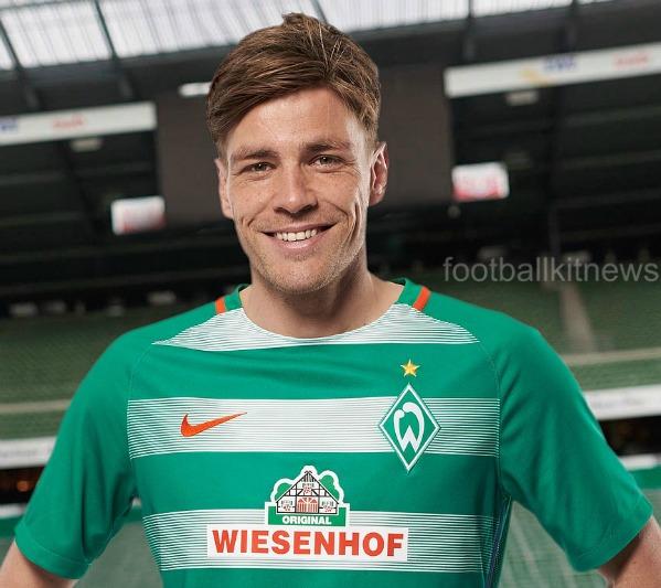 Werder Bremen Home Kit 16 17