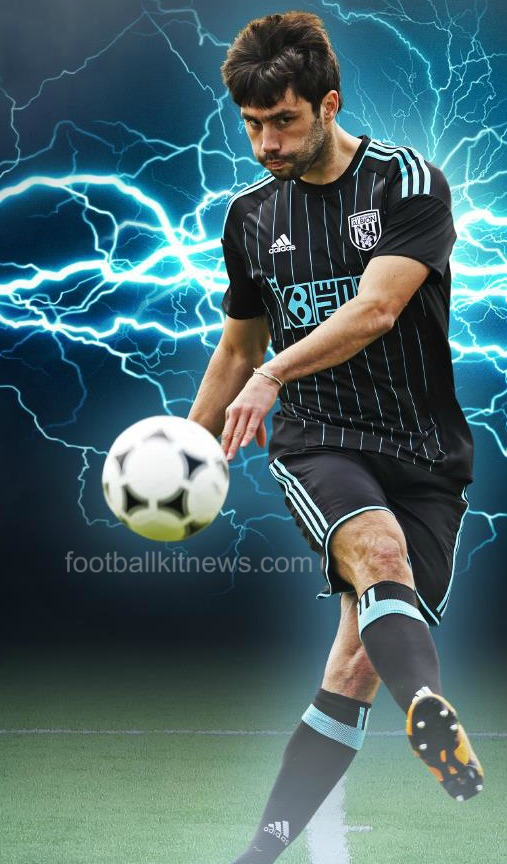 West Brom Away Kit 2016 17