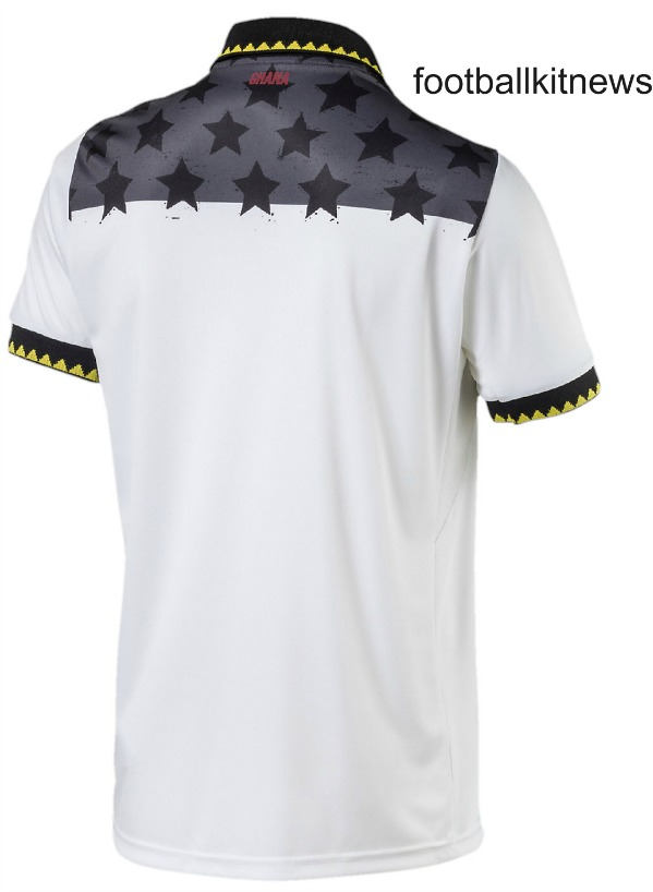 Ghana Football Shirt 2016 17