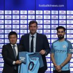 Nexen Tire MCFC Sleeve Sponsorship Deal- Man City first Premier League club to announce sleeve sponsor