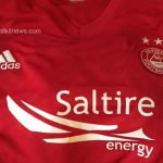 New Aberdeen Strip 17-18 | Adidas Dons Home Kit 2017-2018