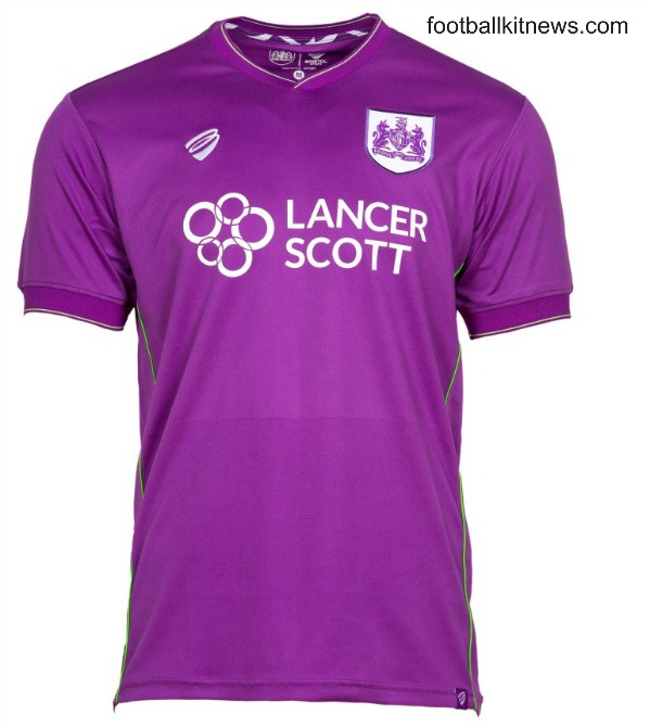Bristol City Away Shirt 17 18