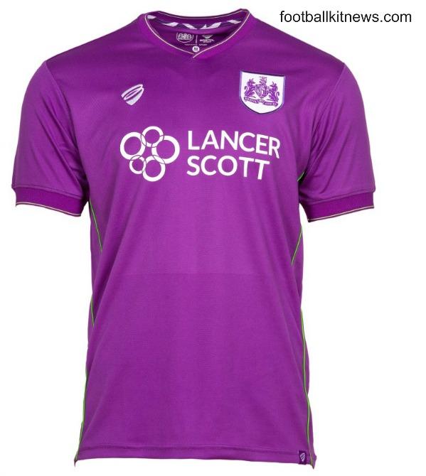 Bristol City Away Shirt 17 18