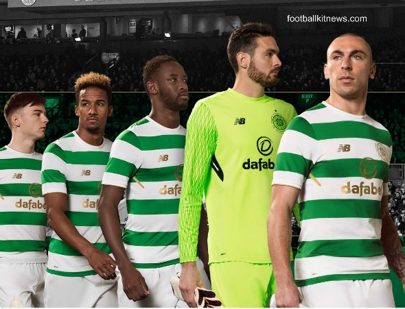 Celtic Home Kit 2017 2018