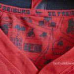 New SC Freiburg Jersey 2017-2018 | Hummel SCF Shirt 17-18