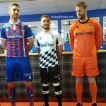 New Inverness Caledonian Thistle Strip 2017-18- ICTFC Kits 17-18 Home Away