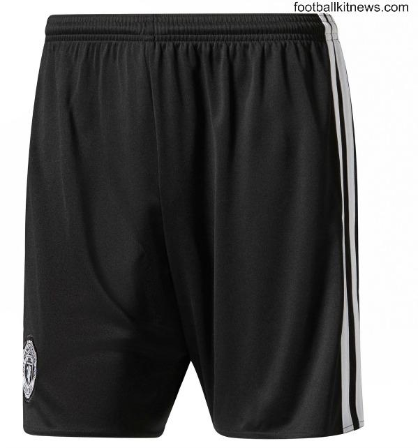 New Manchester United Away Kit 17-18   Black Man Utd ...