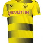 New BVB Jersey 2017-2018 | Puma Borussia Dortmund Home Kit 17-18