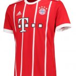 New Bayern Munich Home Kit 17-18 | Adidas FC Bayern Munchen Home Jersey 2017-2018