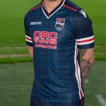 New Ross County FC Strip 17-18 | Macron RCFC Home Kit 2017-18