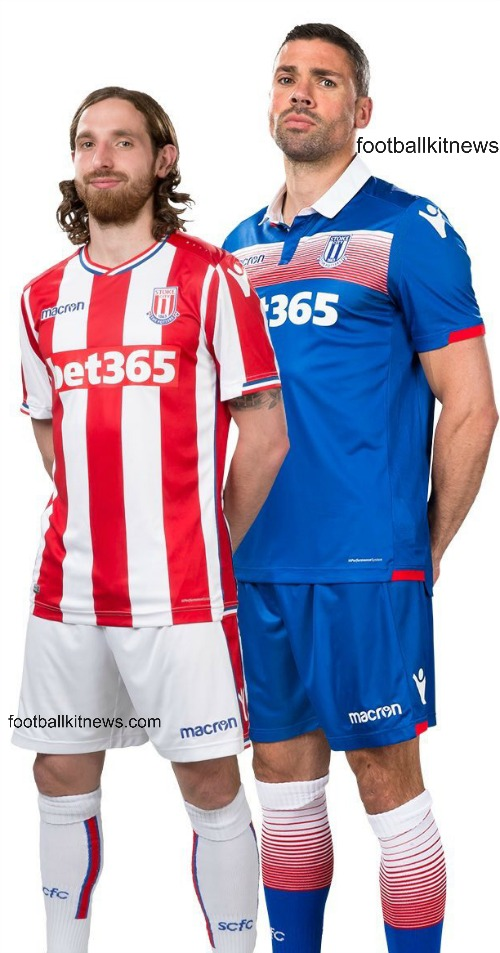 New SCFC Kit 2017 18
