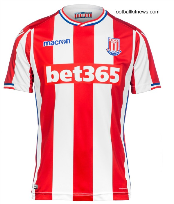 New Stoke Shirt 2017 18