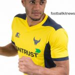 New Oxford United Starter Kit 2017-18- OUFC Home Shirt 17-18