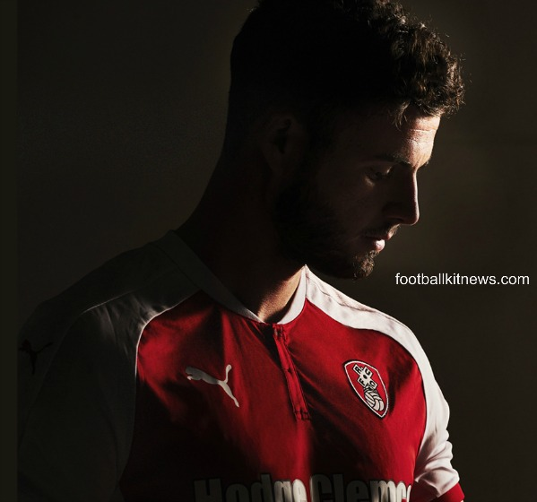 New Rotherham United Kit 2017-18