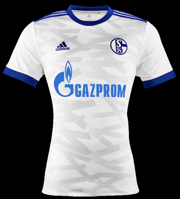 Schalke Alternate Jersey 2017 2018