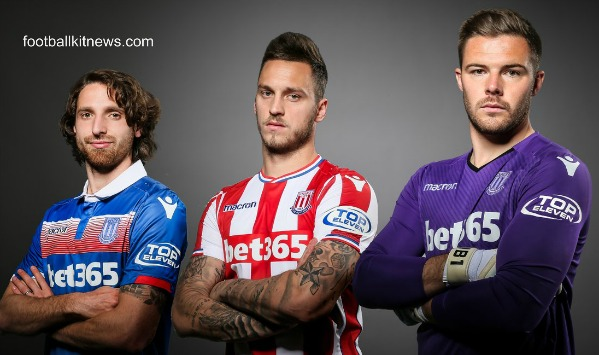 Top Eleven Stoke City Sleeve Sponsor