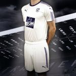 New Tranmere Kit 2017-18- Puma Tranmere Rovers Home Shirt 17-18