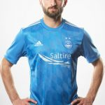 Blue Aberdeen Away Strip 17-18 | New Dons Alternate Kit 2017-2018