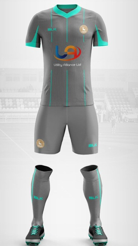 BLK Football Kit 2017 18