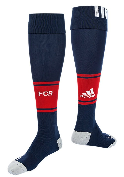 Bayern Away Socks 17 18