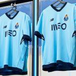 New FC Porto Third Jersey 2017-2018 | Blue FCP New Balance Kit 17-18