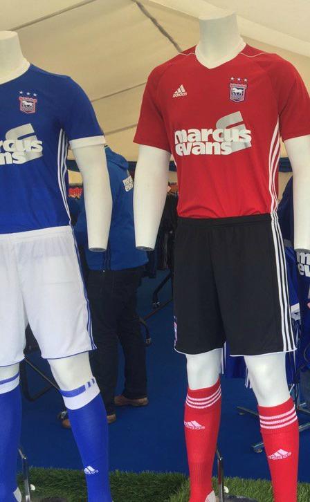 ITFC Away Kit 2017 18