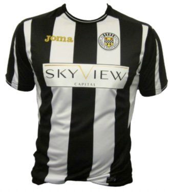 Joma St.Mirren Top 17 18