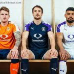 New Luton Town Kits 2017-18 Luton Puma Shirts 17-18 Home Away Third