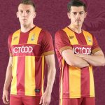 New Bradford City Kit 2017-2018 | Avec BCAFC Home Shirt 17-18