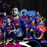 New Barca Jersey 2017-2018 | Nike FC Barcelona Home Strip 17-18