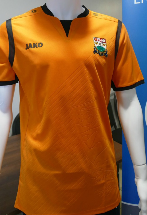 New Barnet FC Kit 2017 18
