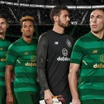 New Celtic Away Kit 17-18 | Green Celtic Alternate Top by New Balance