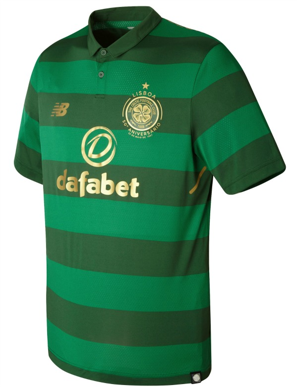 New Celtic Away Top 2017 18