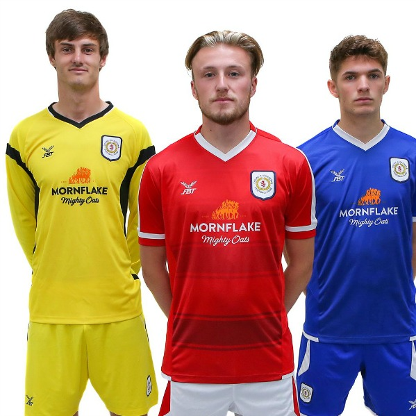 New Crewe Alex FBT Kit 2017 18