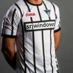 New Dunfermline Athletic Kits 17-18 | Joma DAFC Home & Away Shirts