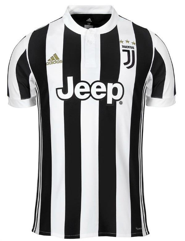 New Juve Jersey 2017-2018   Adidas Juventus Home Kit 17-18 ...