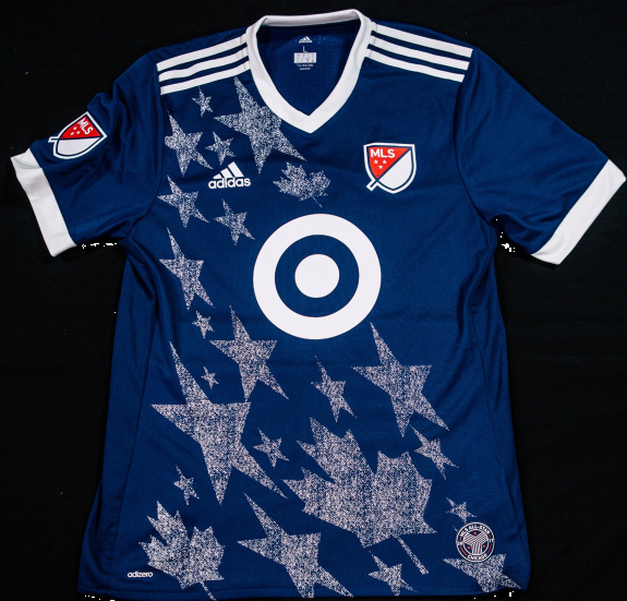 New MLS All-Star Jersey 2017