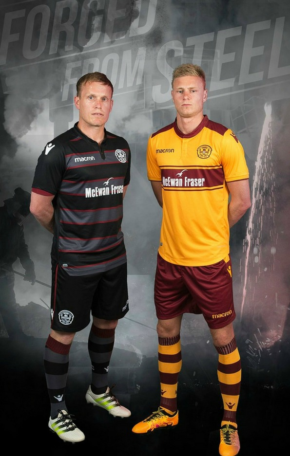 New Motherwell Strip 17 18