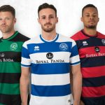 New QPR Errea Jersey 2017-2018 | Home, Away & Third Kits 17-18