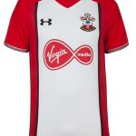 New Saints FC Kits 2017-18 | Under Armour Southampton Home & Away Shirts 17-18