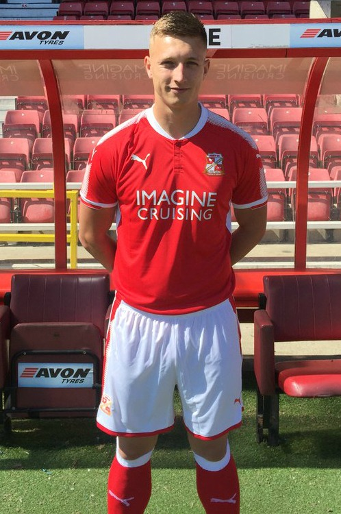 New Swindon Kit 17 18