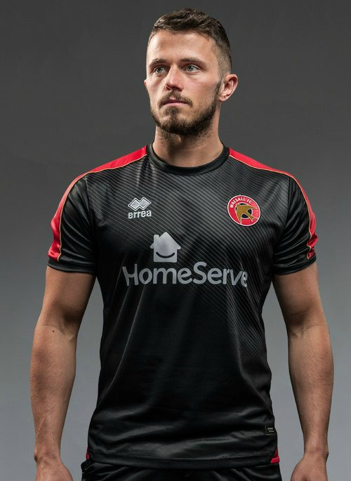 New Walsall Away Kit 17 18