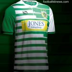 New Yeovil Town Kit 2017-18 | YTFC Sondico Home Shirt 17-18 with 3 Stars