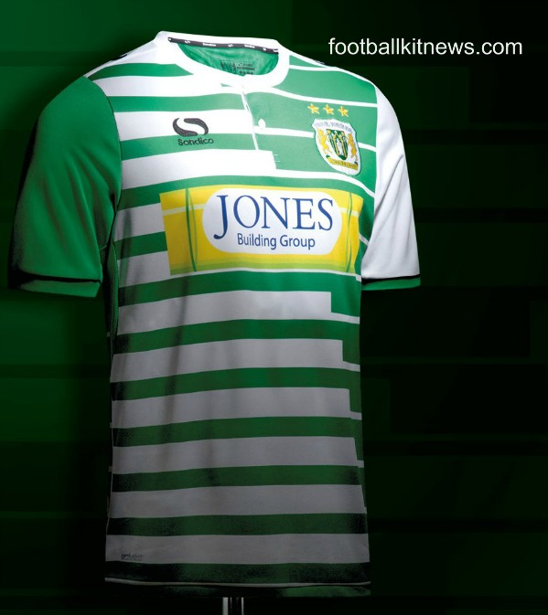 New Yeovil Kit 2017 2018