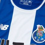 New Porto Home Shirt 2017-18 by New Balance