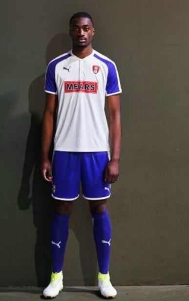 RUFC Away Kit 2017 18