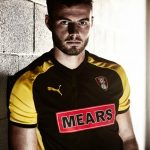 New Rotherham United Third Kit 2017-18 by Puma