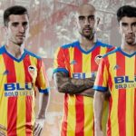 New Valencia CF Away Kit 2017-18 by Adidas | Senyera Tribute to 1979 Copa Winners