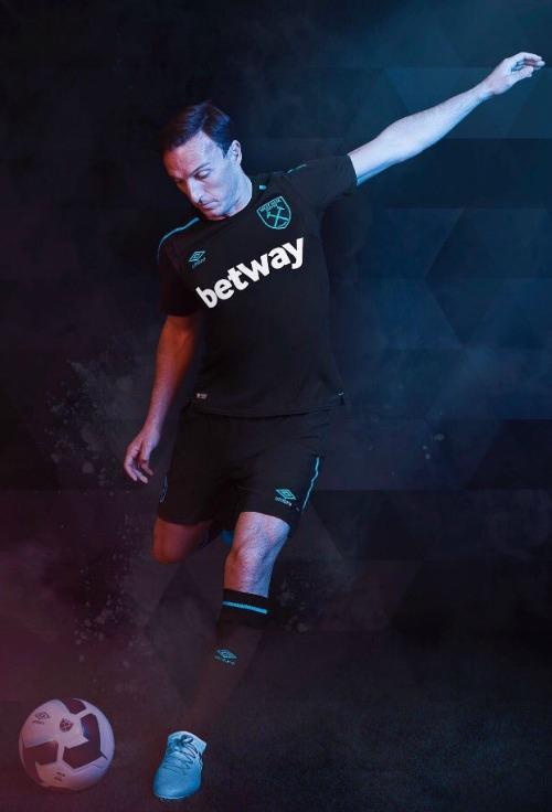 WHUFC Away Shirt 2017 2018